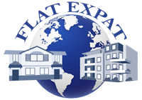 FLAT EXPAT Logo